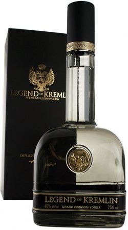 Legend of Kremlin 0,7l 40% GB