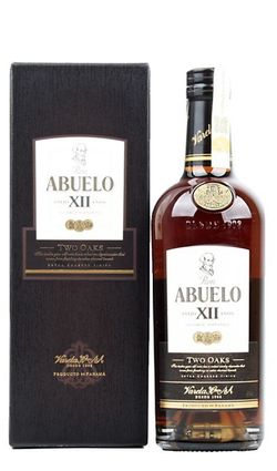 Abuelo XII Two Oaks 12y 0,7l 40%