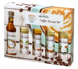Monin coffee box mini 5×0,05l GB
